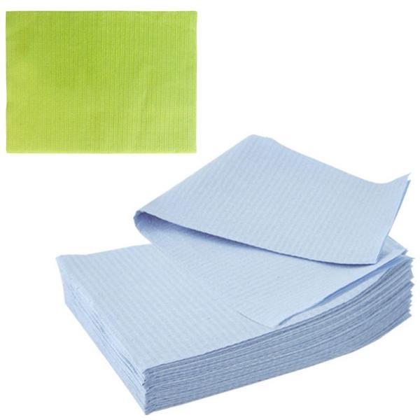 Bavete-Campuri Cosmetice Lime - Prima PE and Paper Medical Towel Tissue 33 x 45 cm esteto.ro