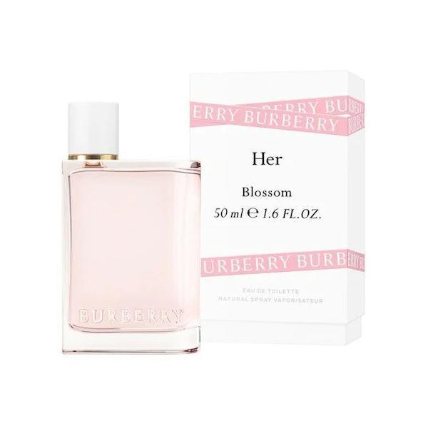 Apa de Toaleta pentru femei Burberry, Her Blossom, 50 ml