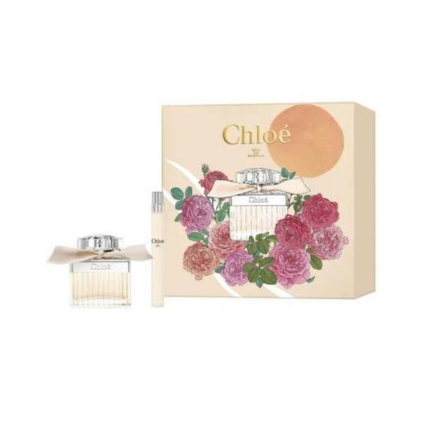 Set cadou Chloe, Signature, Femei: Apa de Parfum, 50 ml + Apa de Parfum, 10 ml