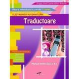 Traductoare Cls 10 - Dragos Ionel Cosma, Silviu Andonie, editura Cd Press