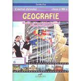 Geografie - Clsss 12 - Caietul elevului - Dumitru Rus, editura Cd Press