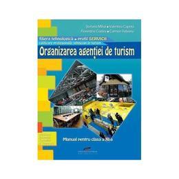 Organizarea agentiei de turism cls 11 - Stefania Mihai, editura Cd Press