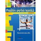 Pregatire sportiva teoretica cls 12 - Adrian Dragnea, editura Cd Press