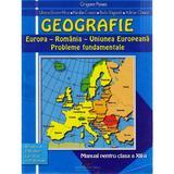 Geografie Cls 12 - Grigore Posea, Liliana Guran-Nica, Nicolea Cruceru, Radu Sageata, editura Cd Press