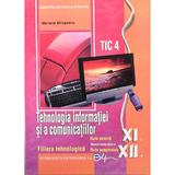Tehnologia informatiei si a comunicatiilor cls 11 - 12, editura Didactica Si Pedagogica