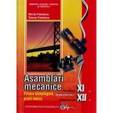 Asamblari Mecanice Cls 11 12 - Marian Pavelescu, Simona Pavelescu, editura Didactica Si Pedagogica
