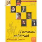 Literatura universala - Clasa 11 - Manual - Florin Ionita, editura Grupul Editorial Art