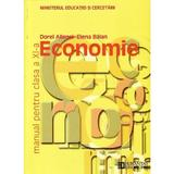 Manual economie Clasa 11 - Dorel Ailenei, Elena Balan, editura Humanitas