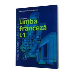 Manual franceza clasa 11 L1 - Mariana Popa, editura Humanitas