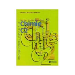 Manual chimie clasa 11 C2 - Sorin Rosca, Lina Chiru, Mihaela Rosca, editura Humanitas