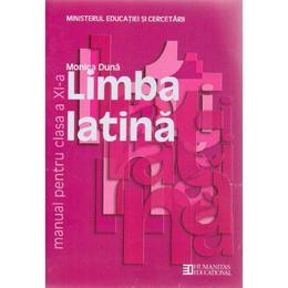 Latina Cls 11 2008 - Monica Duna, editura Humanitas