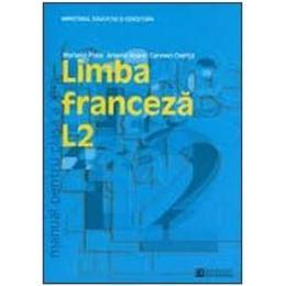 Manual franceza Clasa 11 L2 - Mariana Popa, Angela Soare, Carmen Chirita, editura Humanitas