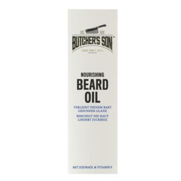 Ulei de barba nutritiv Butcher's Son 50 ml esteto.ro