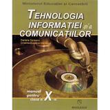 Tehnologia Informatiei si a Comunicatiilor Cls 10 - Daniela Oprescu, editura Niculescu