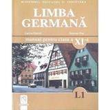 Germana Cls 11 L1 - Larisa Cercel, Simona Pop, editura Niculescu