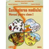 Cunoasterea mediului cls 1 - Sorina Cuzum, Gabriela Vasiloanca, Camelia Jimborean, editura Sigma