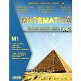 Manual matematica clasa a 11-a, M1 - Gabriela Streinu-Cercel, Gabriela Constantinescu, Gabriela Oprea, editura Sigma