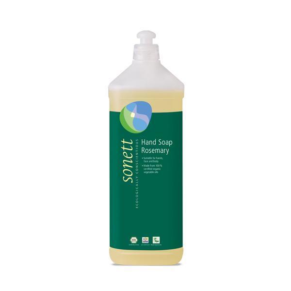 Sapun lichid ecologic - Rozmarin Sonett 1L