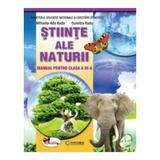 Stiinte ale naturii cls 3 sem.1+ sem.2 +CD - Mihaela-Ada Radu, Dumitra Radu, editura Aramis