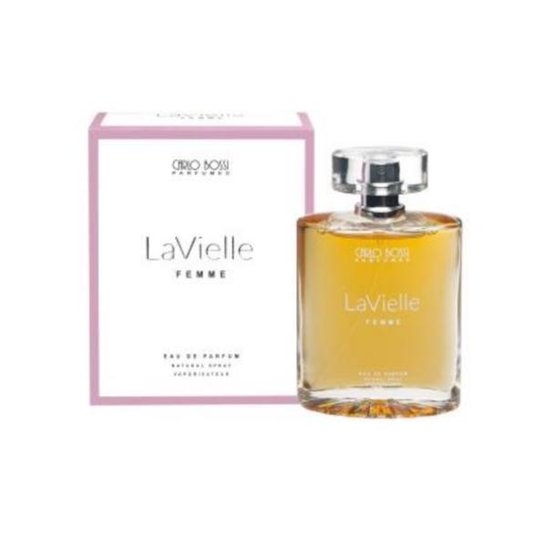 Apa de parfum pentru femei Carlo Bossi, LaVielle Femme White, 100 ml