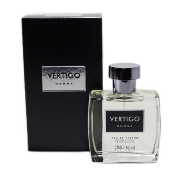 Apa de parfum, Carlo Bossi, Vertigo Black, pentru barbati, 100ml
