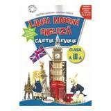 Limba moderna engleza cls a III-a, caiet - Cristina Johnson, Cristina Dragoi, editura Aramis
