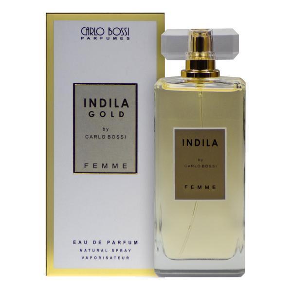 Apa de parfum pentru femei Carlo Bossi, Indila Gold, 100 ml esteto.ro