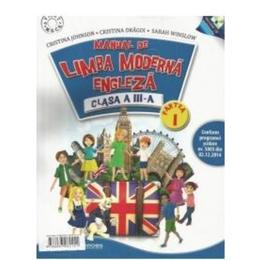 Manual de Limba moderna engleza, clasa a III-a (set semestrul1 + semestrul 2, contine editie digitala), editura Aramis