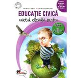 Educatie civica clasa a III-a, caiet - Dumitra Radu, Gherghina Andrei, editura Aramis