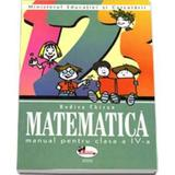 Manual matematica Clasa 4 - Rodica Chiran, editura Aramis