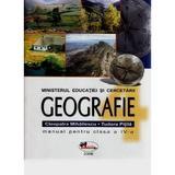Manual geografie Clasa 4 - Cleopatra Mihailescu, Tudora Pitila, editura Aramis