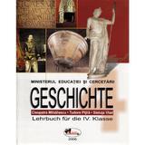 Manual istorie Clasa 4 lb. Germana - Tudora Pitila, Cleopatra Mihailescu, editura Aramis
