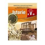 Istorie - Clasa 5 + Cd - Manual - Doina Burtea, Florin Ghetau, editura Aramis
