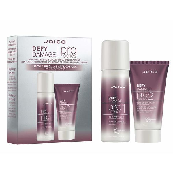 Set Tratament de par Joico Joico Defy Damage Pro Series Try Me Kit 310ml esteto.ro