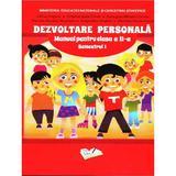 Dezvoltare personala - Clas 2 - Semestrul 1 + Cd - Adina Grigore, editura Ars Libri