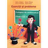Culegere de Matematica Clasa a 3-a Exercitii si probleme 2018 - Adina Grigore, editura Ars Libri