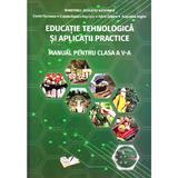 Educatie tehnologica si aplicatii practice - Clasa 5 - Manual + CD - Daniel Paunescu, Claudia-Daniela Negritoiu, editura Ars Libri