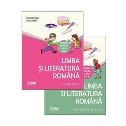 Romana cls a III-a sem I+II - Constanta Balan, Corina Andrei, editura Corint