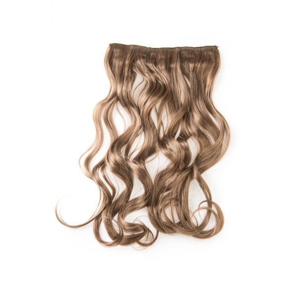 Extensii Clip-On ondulate, Blond inchis esteto.ro