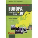 Geografie - Clasa 6 - Manual - Octavian Mandrut, Silviu Negut, editura Corint