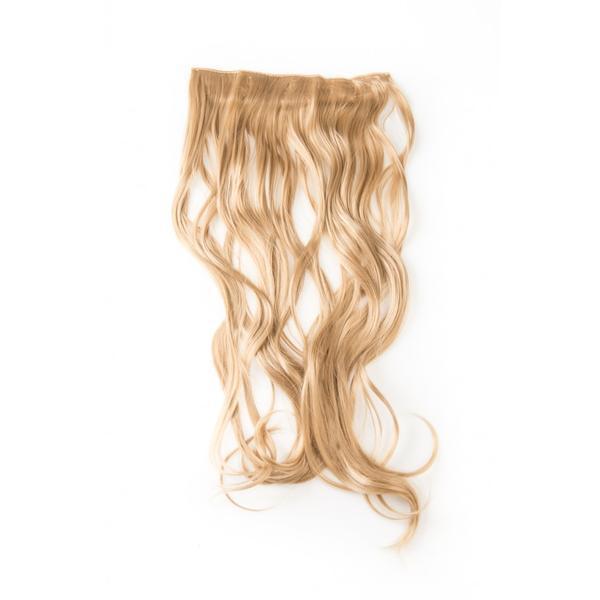 Extensii Clip-On ondulate, Blond deschis esteto.ro