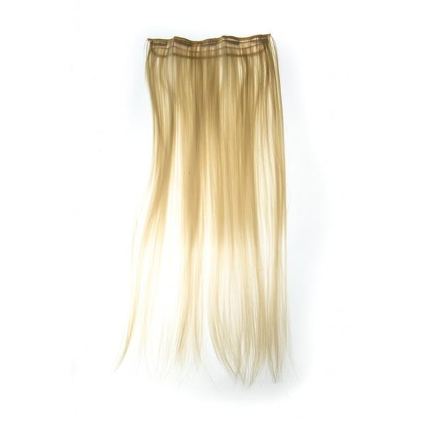 Extensii Clip-On drepte, Blond platinat esteto.ro
