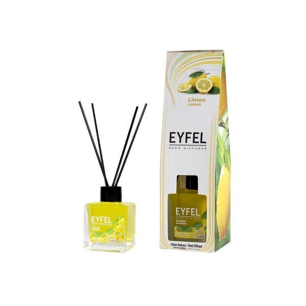 Odorizant camera Eyfel cu betisoare aroma Lamaie 120 ml esteto.ro