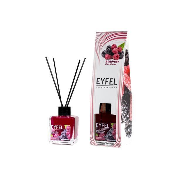Odorizant camera Eyfel cu betisoare aroma Fructe de padure 120 ml esteto.ro