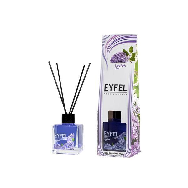 Odorizant camera Eyfel cu betisoare aroma Liliac 120 ml esteto.ro