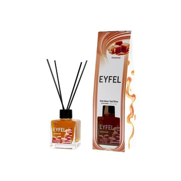 Odorizant camera Eyfel cu betisoare aroma Caramel 120 ml esteto.ro