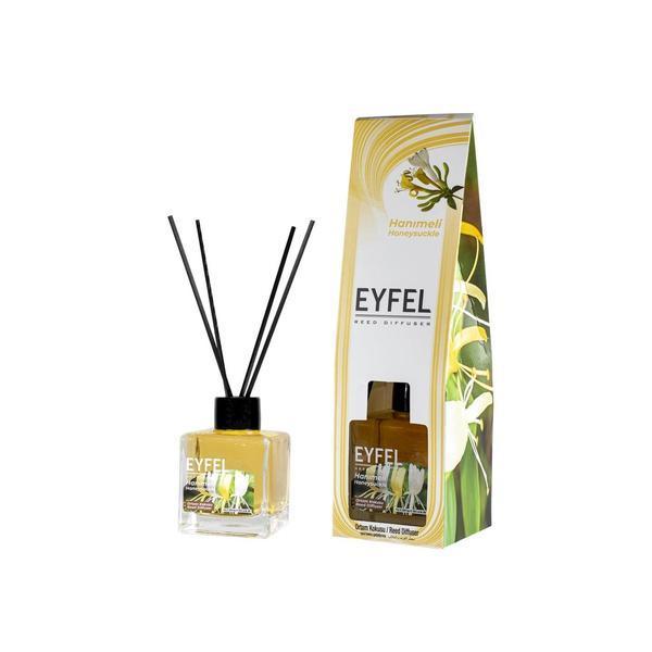 Odorizant camera Eyfel cu betisoare aroma Caprifoi 120 ml esteto.ro