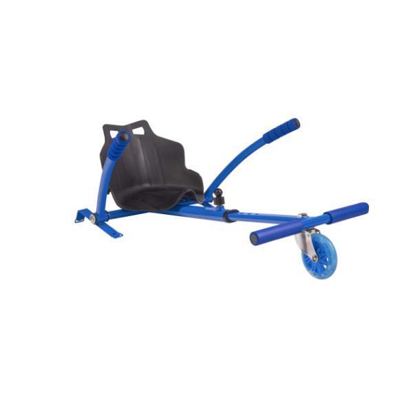 Hoverkart Albastru MonkeyBoard (Hoverseat, Scaun) Compatibil cu Hoverboard (scuter electric) de 6.5Inch,8Inch, 8.5 Inch, 10 Inch