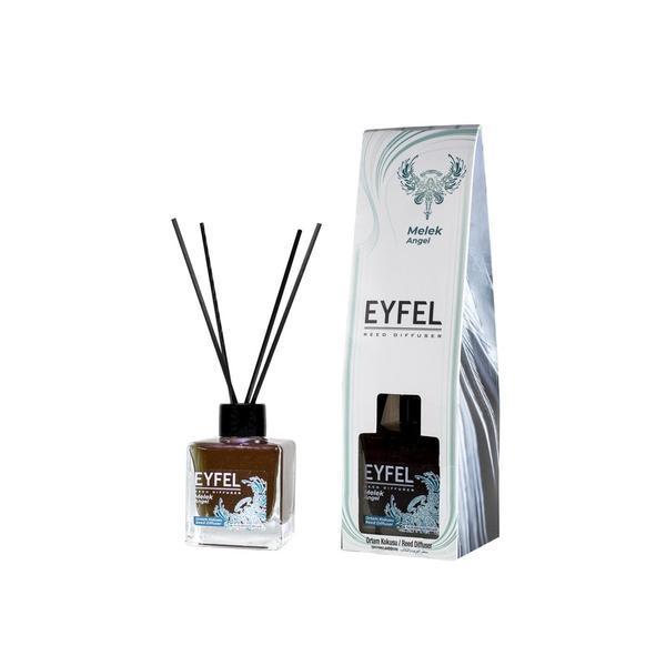 Odorizant camera Eyfel cu betisoare aroma Anti-Tabac 120 ml esteto.ro