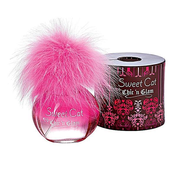 Apa de parfum Sweet Cat, Chic n Glam, Femei, 100 ml